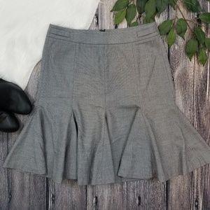 White House Black Market Pleated Skirt